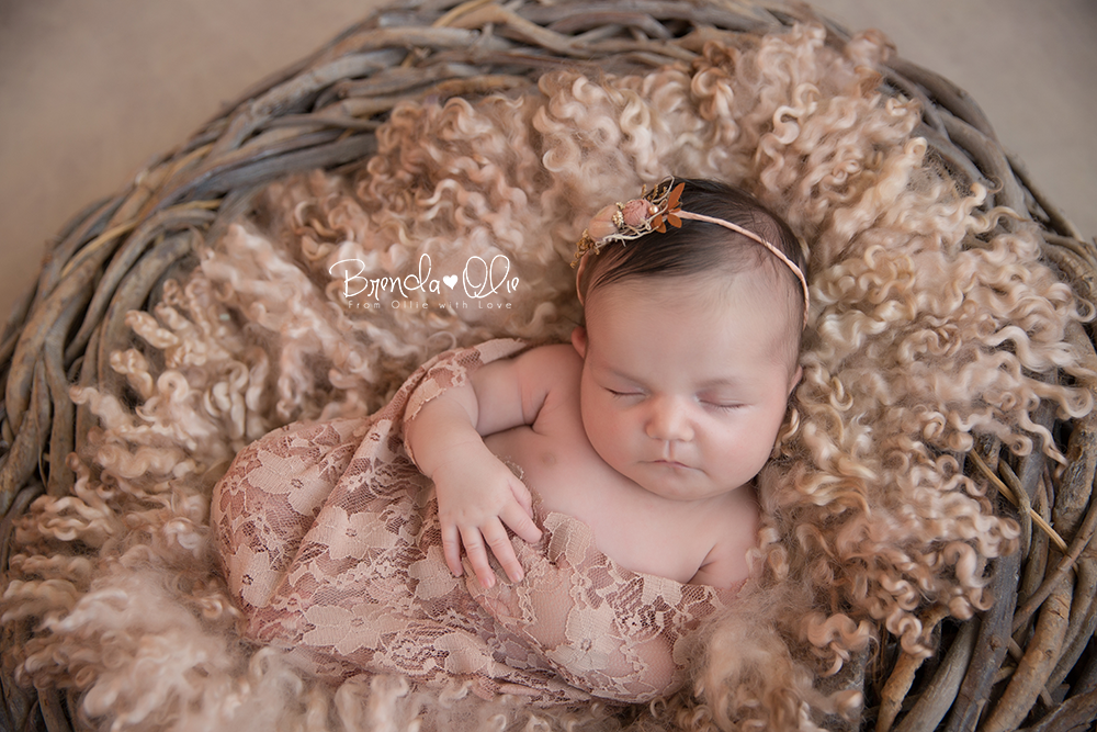 newborn shoot
