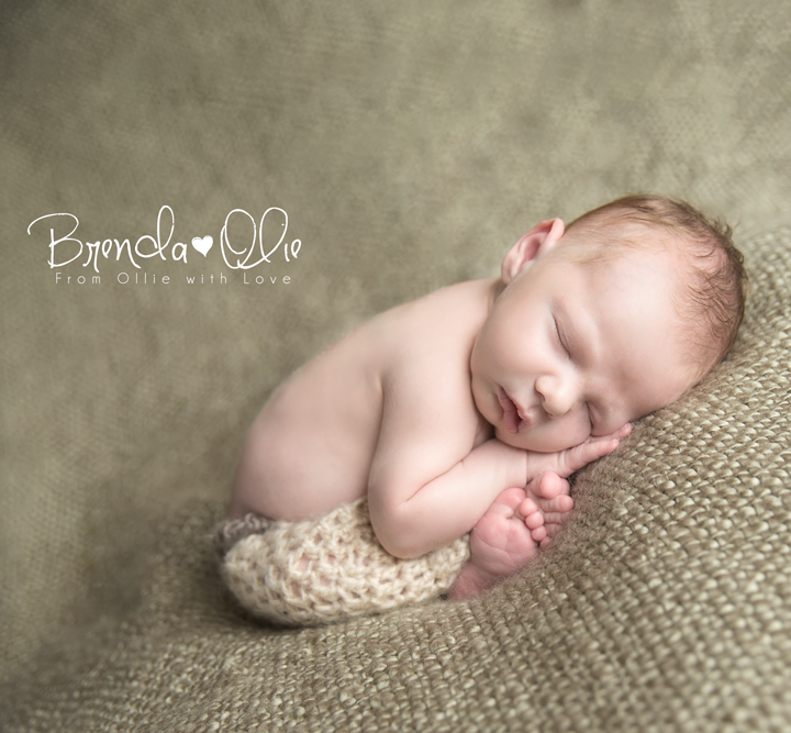 Newborn fotografie workshop met Startkit